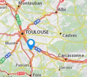 livraison sur Toulouse et occitanie