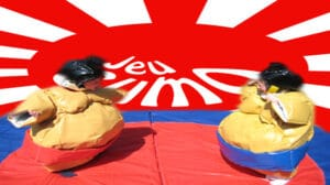 déguisement sumo enfant