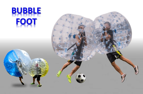 location bubble foot toulouse