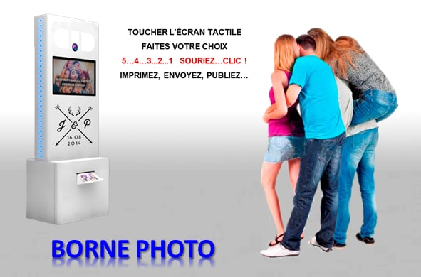 Animation photobooth occitanie