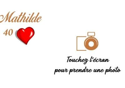 accueil photobooth mariage