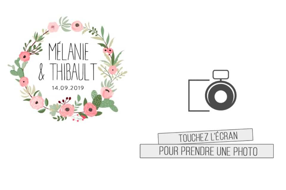 cadre acceuil photobooth